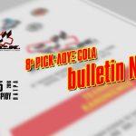 PICK 2016-BULLETIN No1